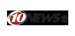 CBS Channel 10 News Logo